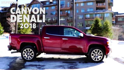 Getting to Know the 2018 Canyon Denali from GMC | Video