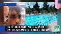 Un réfugié syrien est accusé d'attouchements sexuels sur une fille de 13 ans au Massachusetts