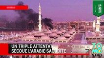 Terrorisme : un triple attentat suicide secoue l'Arabie saoudite