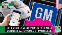 Voitures autonomes : le futur selon Lyft est un réseau de voitures autonomes et partagées
