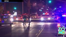 Fusillade à Phoenix : un policier est blessé par balles lors d'un contrôle routier