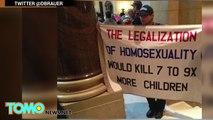 Mariage homosexuel : un homme est renvoyé pour s'être moqué du mariage gai