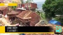 Tremblement de terre : une réplique sismique de magnitude 7,4 fait encore trembler le Népal