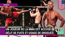 COKE & LE SPORT; MMA: Le plus jeune combattant MMA, Jon Jones est accusé délit de fuite