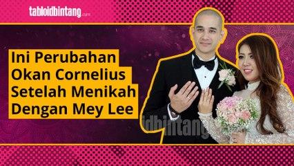 Ini Perubahan Okan Cornelius Setelah Menikah Dengan Lee Sachi