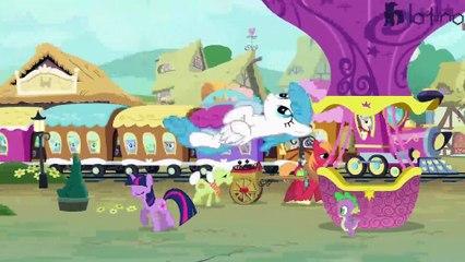 My Little Pony Temporada 7 Capitulo 26 Juego de Sombras, Parte 2 Español Latino 1080p
