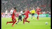 Bayern Münih-Beşiktaş maç görüntüleri