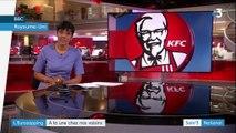 L'Eurozaping : pénurie de poulets en Grande-Bretagne, une vidéo polémique en Russie
