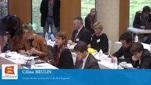 Conseil régional Normandie : politique générale - libéralisation du train - Céline Brulin - 19-02-2018