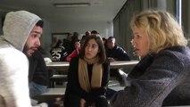 """""""On prend conscience de la réalité"""" Ces députés LREM vont à la rencontre des demandeurs d'asile"""