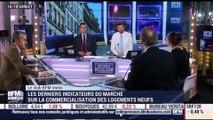 Le club immo (1/2):  Olivier Marin VS Éric Tréguier VS Marie Coeurderoy - 21/02