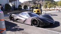 Cette voiture électrique dingue passe de 0 à 100 kmh en 2 secondes