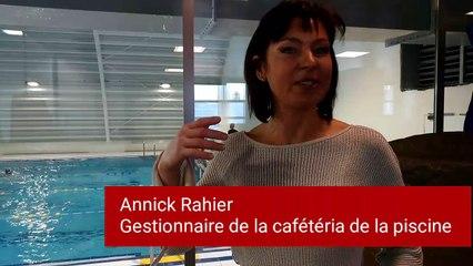 Saint Georges La Cafeteria De La Piscine Rouvre Ses Portes Video