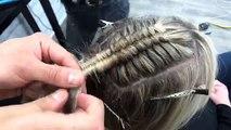 How to braid hair - Creative Braided Hair Tutorial
