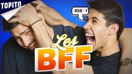 Top 5 des signes que cette personne est ton/ta BFF
