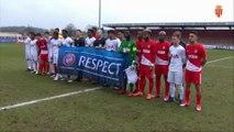 YOUTH LEAGUE : Highlights Tottenham - AS Monaco (1-1, 3-1 T.A.B)