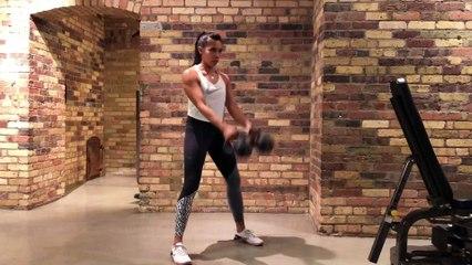 Kettlebell Workout Circuit