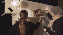 Dans les coulisses du tournage du clip avec Manu Payet pour les César 2018 - César 2018
