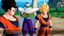 Dragonball FighterZ Son Goku Son Gohan Piccolo