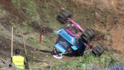Formula Off road - Crashes - Akureyri 2017 - Icelandic Formula Offroad Round 3 & 4 Highlights
