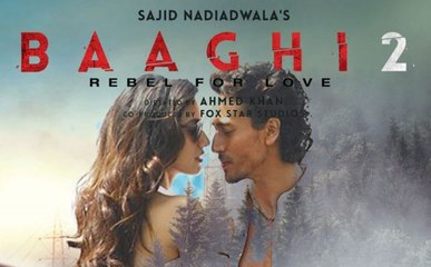 Baaghi 2   Tiger Shroff Disha Patani Tiger Shroff New Movies 2018 Full Movies