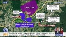 À Bure, 500 gendarmes ont été mobilisés pour évacuer une quinzaine d'opposants