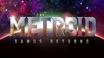 Metroid: Samus Returns – Bande-annonce - Réactions (Nintendo 3DS)