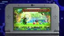 Kirby: Planet Robobot - L'attaque des Kirby & Les défis 3D de Kirby (Nintendo 3DS)