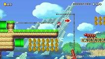 Super Mario Maker Academy - ICAN - Vers l'infini et au-delà (Wii U)