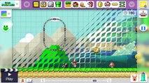 Super Mario Maker - Bande-annonce E3 2015 (Wii U)