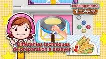 Cooking Mama: Bon Appétit! - Bande-annonce de lancement (Nintendo 3DS)