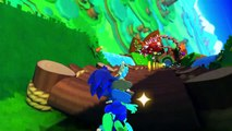 Sonic Lost World - Bande-annonce de lancement (Wii U)