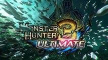 Monster Hunter 3 Ultimate - Bande-annonce écosystème (Wii U - Nintendo 3DS)
