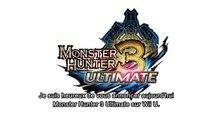 Monster Hunter 3 Ultimate - Annonce de Ryozo Tsujimoto (Wii U & Nintendo 3DS)