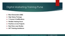 5 Benefits to choose Digital Marketing as a Career | Training Institute Pune