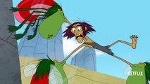 Les Croods : Origines de DreamWorks - Bande-annonce officielle - Netflix [HD]