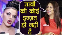 Arshi Khan SLAMS Rakhi Sawant, REACTS on her STATEMENT | FilmiBeat
