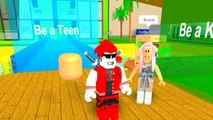 MY CRUSH REJECTED ME FOR THE POPULAR GIRL?! Roblox Royal
