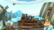 Vos jeux PS Plus de novembre 2017   Worms Battleground, Bound et Until Dawn Rush of Blood