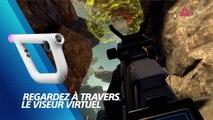 Fonctionnalités du PS VR Aim Controller |Disponible | Exclu PlayStation VR