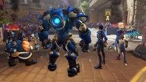 Overwatch - Nouvel évènement Overwatch: Insurrection  Disponible  PS4