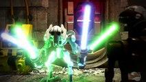 LEGO Star Wars : Le Réveil de la Force disponible sur PS4 - Trailer DLC Droïdes