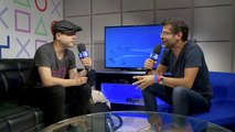Gravity Rush 2 disponible en exclu sur PS4 - Interview de Keiichiro Toyama #PlayStationPGW 2015