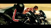 Mission: Impossible Rogue Nation – En moto sans doublure [making-of - VOST]