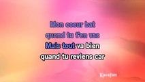 Karaoké Plus je t'embrasse (Plus j'aime t'embrasser) - Blossom Dearie *