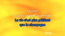 Karaoké Aimer la vie (Soy un Truhan Soy un Señor) - Julio Iglesias *