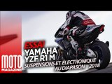 Yamaha YZF R1M 2018 - Essai Moto Magazine