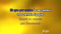 Karaoké Dans la vie faut pas s'en faire - Maurice Chevalier *