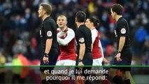 League Cup - Finale: L'étonnante réflexion de l'arbitre à Wenger