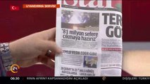 Gazete manşetleri ne yazdı?